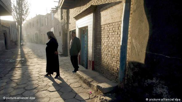 Kashgar is located in the westernmost part of China