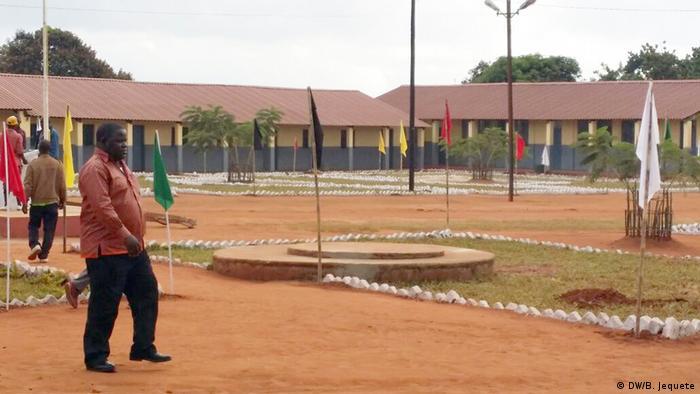 Josina Machel Sekundarschule in Mosambik