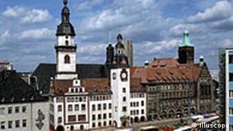 Almanya'nın doğusunda yer alan Chemnitz, sık sık aşırı sağcı eylemlerle gündeme gelen bir kent