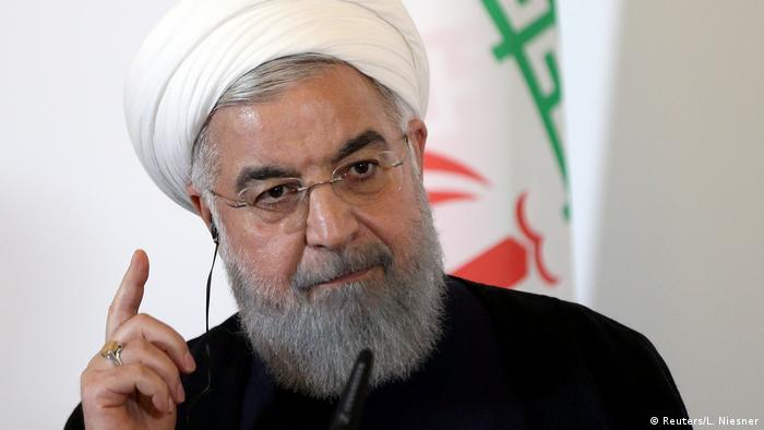 Iranian President Hassan Rouhani (Reuters/L. Niesner)