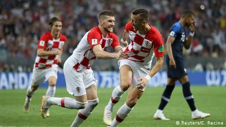 Russland WM 2018 Frankreich gegen Kroatien (Reuters/C. Recine)