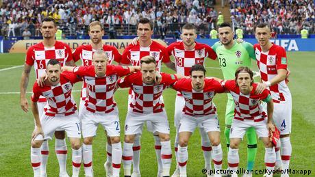 FIFA Russland WM 2018 Frankreich - Kroatien (picture-alliance/Kyodo/Maxapp)