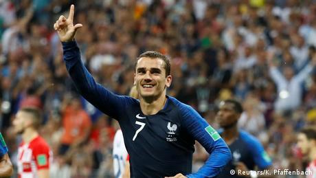 Russland WM 2018 Frankreich gegen Kroatien (Reuters/K. Pfaffenbach)