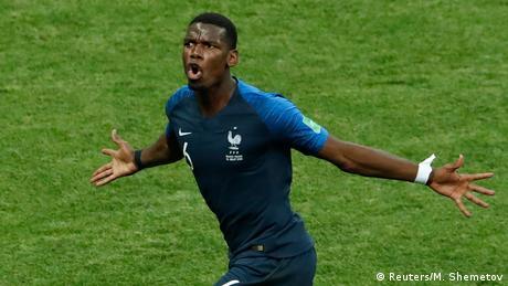 Russland WM 2018 Frankreich gegen Kroatien (Reuters/M. Shemetov)