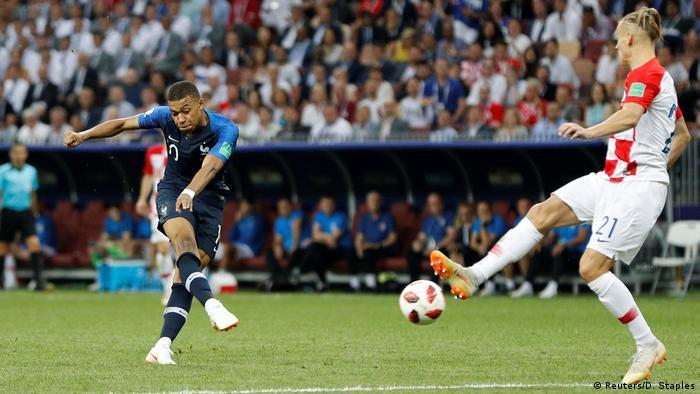 Russland WM 2018 Frankreich gegen Kroatien (Reuters/D. Staples)