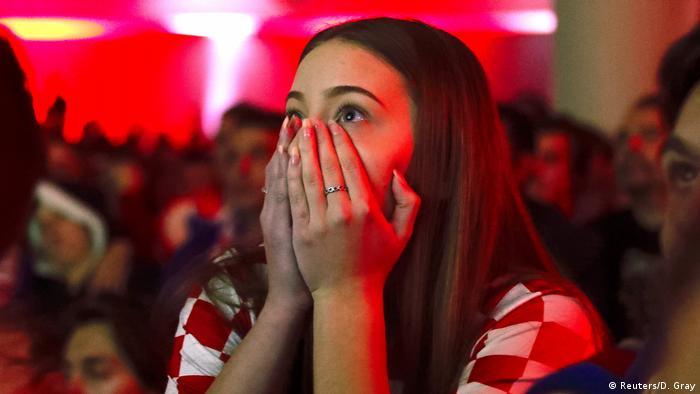 Russland WM 2018 Frankreich gegen Kroatien (Reuters/D. Gray)