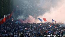 FIFA Russland WM 2018 Fanmeile in Paris