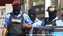 Nicaragua Proteste und Demonstrationen in Managua
