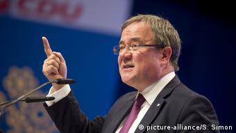 Deutschland Armin Lschet beim CDU-Landesparteitag Nordrhein-Westfalen