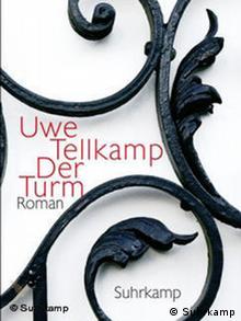 Cover Uwe Tellkamp: Der Turm (Foto: Suhrkamp)