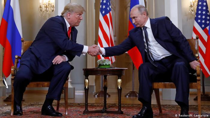Helsinki Trump-Putin Gipfel