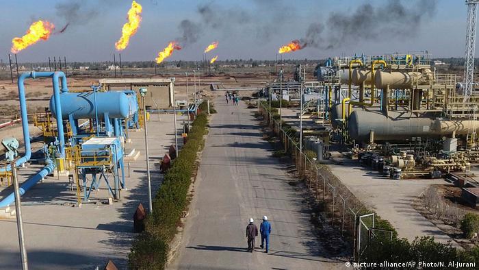 Irak Öl