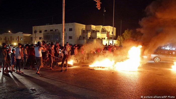 Naher Osten Irak Demonstration