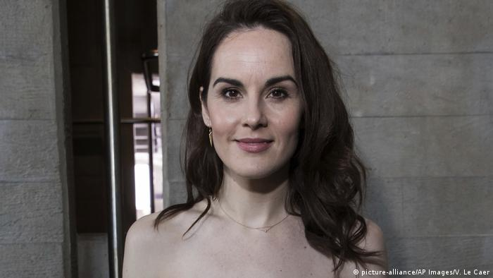 Michelle Dockery (picture-alliance/AP Images/V. Le Caer)