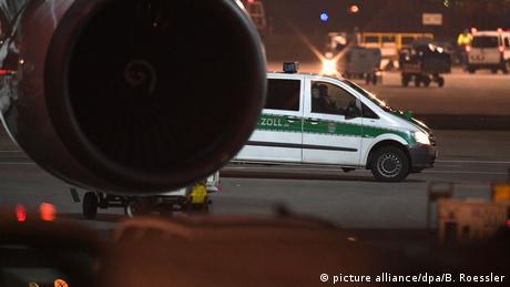 Σύλληψη υπόπτου για τρομοκρατία στη Φρανκφούρτη