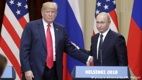 Трамп хоче запросити Путіна до Вашингтона
