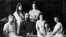 Russland Zarenfamilie um 1914