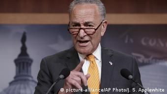 Chuck Schumer (picture-alliance/AP Photo/J. S. Applewhite)