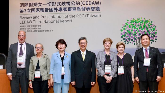 Taiwan CEDAW Bericht (Taiwan Executive Yuan)