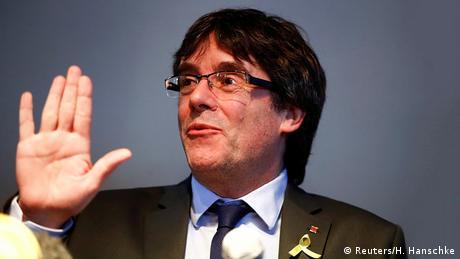 Іспанія скасувала запит на арешт та екстрадицію Пучдемона