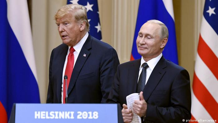 Helsinki-Gipfel (picture alliance/dpa)