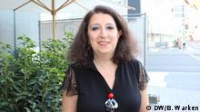 Lehrerporträt Lucia aus Italien Die Deutschlehrerin Lucia aus Italien im Porträt