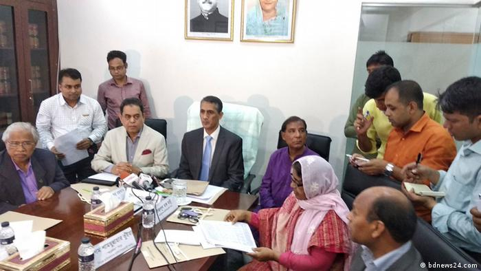 Bekleidungsarbeiter Bangladesch