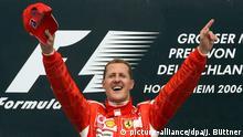 Formel-1-Pilot Michael Schumacher
