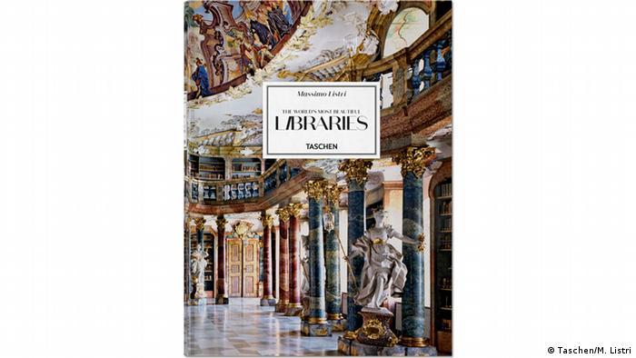 Обложка книги Libraries (Taschen Verlag)
