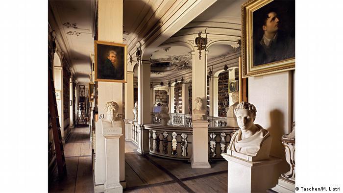 Библиотка герцогини Анны Амалии в Веймаре