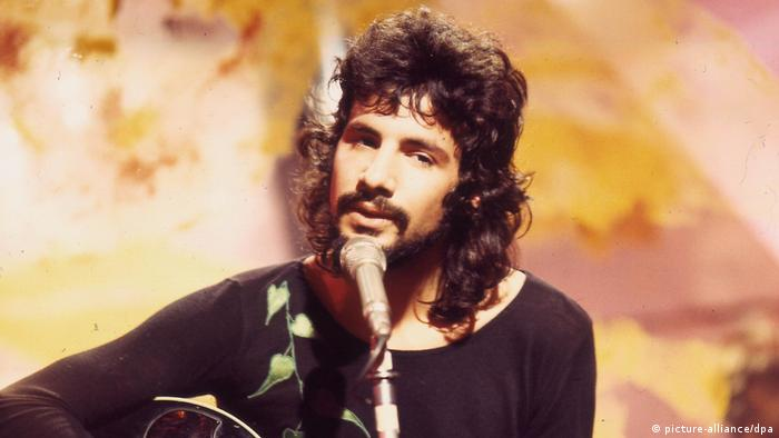 Cat Stevens um 1970 (picture-alliance/dpa)