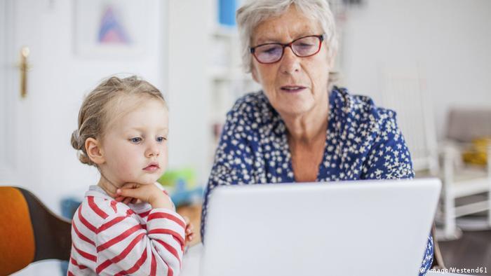 Понад 17 мільйонів людей у Німеччині - старші за 65 років