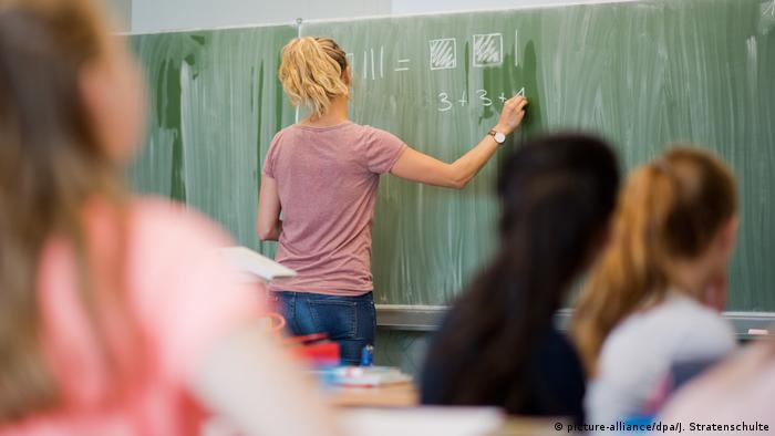 Deutschland Engpässe bei der Lehrerversorgung
