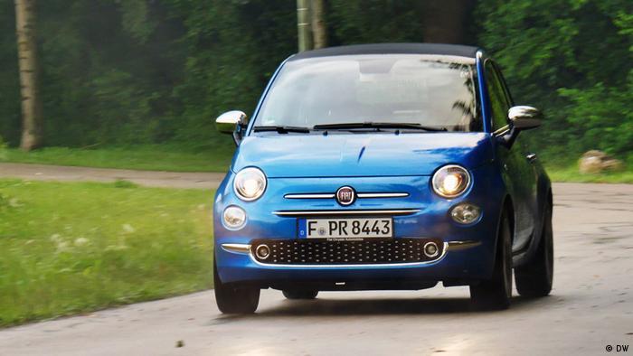 Motor Mobil 30-18 Online-Startbilder | Fiat 500 (DW)