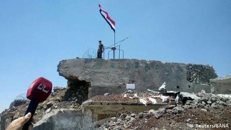 Сирійська опозиція погодилася залишити південну провінцію Ель-Кунейтра