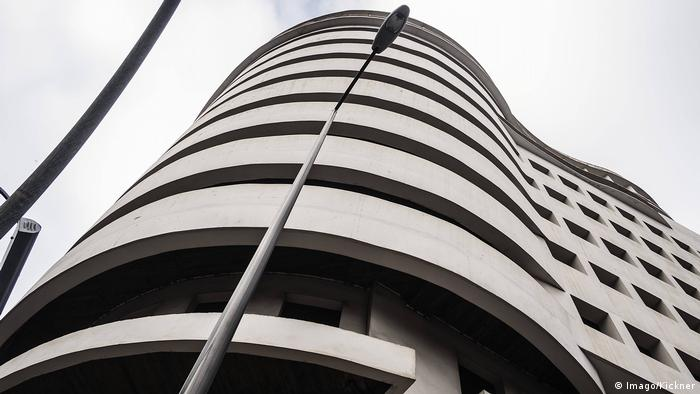 Bauhaus-style building in Casablanca (Imago/Kickner)
