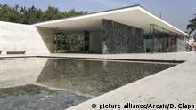 BG 100-Jahre Bauhaus | Barcelona-Pavillon von Mies van der Rohe