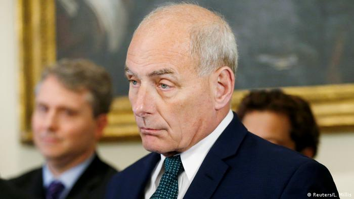 White House chief of staff John Kelly (Reuters/L. Millis)
