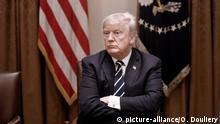 USA, Washington: Trump kommentiert das Treffen mit Putin im US-Kongress