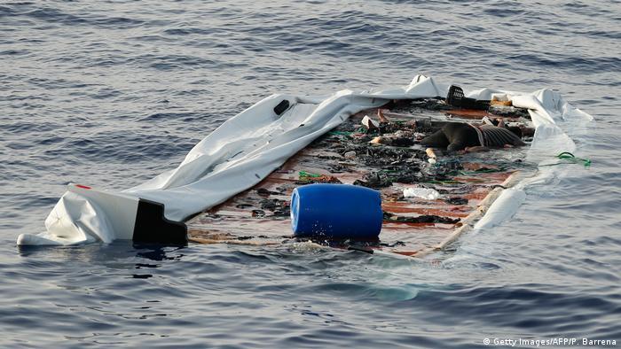 Krijumčari koriste sve nesigurnija plovila zbog čega se sve više ljudi utapa