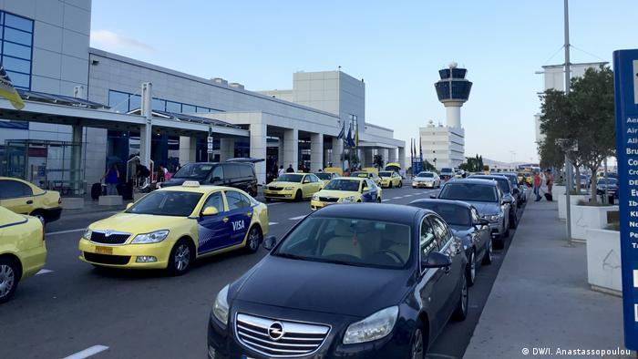 Athen Internationaler Flughafen Eleftherios Venizelos