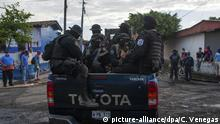 Konflikt in Nicaragua
