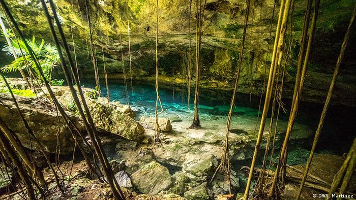 Mexiko – Cenotes