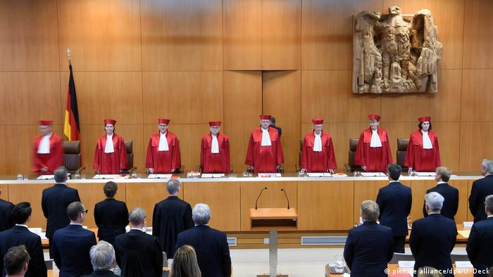 Deutschland Urteil des Bundesverfassungsgerichts l Rundfunkbeitrag in wesentlichen Punkten rechtmäßig