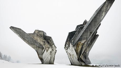 Miodrag Zivkovic's monument to the Battle of the Sutjeska (MoMa/Valentin Jeck)