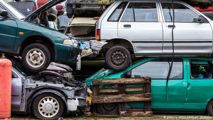 Kommentar Vom Wundersamen Krieg Gegen Das Auto Kommentare Dw