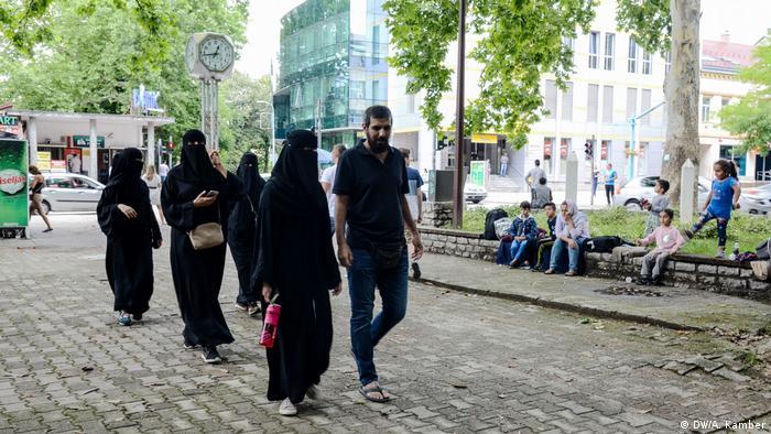 Bosnien und Herzegowina - Flüchtlinge