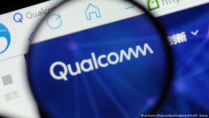Qualcomm und Apple - IT-Unternehmen l Strafen (picture alliance/dpa/Imaginechina/D. Quing)