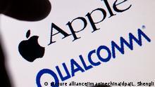Qualcomm und Apple - IT-Unternehmen l Strafen