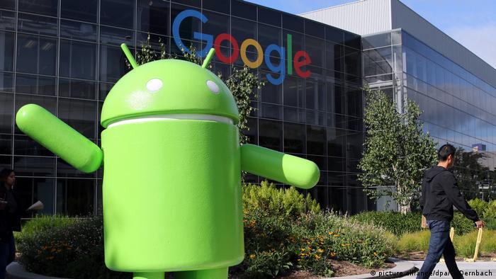 Еврокомиссия оштрафовала Google на рекордную сумму в 4,3 млрд евро
